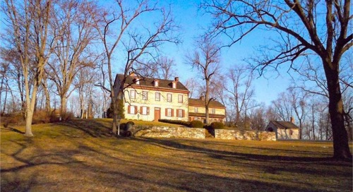 Paranormal in Pennsylvania! Historic Charming Forge Mansion Up for Sale