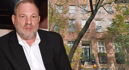 New Owners Leave No Trace of Harvey Weinstein in Former Home