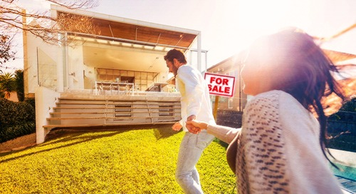Take the Plunge: The 4 Best Reasons to Buy a Home This Year