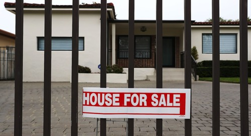 U.S. Existing Home Sales Drop 1.2% in January