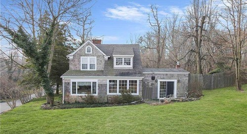 Classic Colonial From 1672 on Long Island Is the Week's Oldest Home for Sale