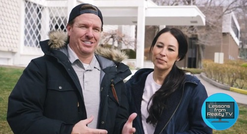 Chip and Joanna Gaines Are Back (With Friends) in 'First-Time Fixer'