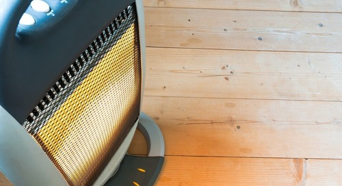 7 Space Heater Mistakes That Could Burn Down Your House