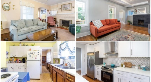 What the Flip? This Refurbished Asheville, NC, Home Made a 6-Figure Profit