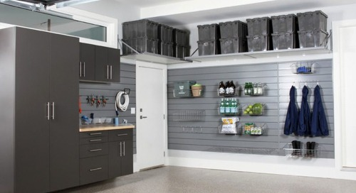 Home Staging Ideas for A Garage