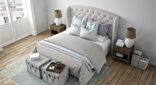 Live the Dream: 7 Sneaky Ways to Make Your Bedroom Look Expensive