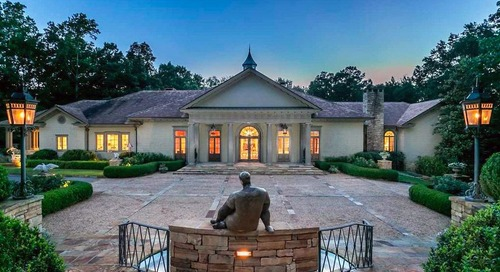Alabama's Most Expensive Home Is a Secluded Golf Retreat for $7M