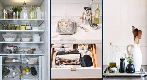 5 Home Organization Ideas That Are Also Gorgeous (Bye-Bye, Storage Bins)