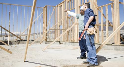No Holiday Cheer for Home Buyers: Fewer Newly Constructed Homes