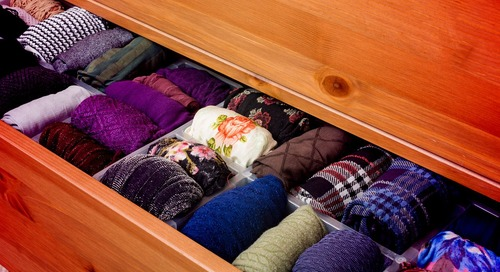 How to Organize Your Dresser—and Never Lose Socks or Tangle Jewelry Again