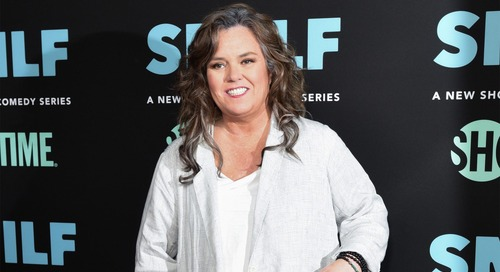 Rosie O'Donnell Sells West Palm Beach Home Filled With Family Memories