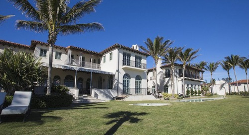 Palm Beach Notches Big-Ticket Home Sales
