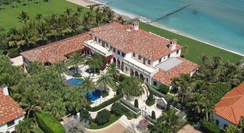 $44M Palm Beach Waterfront Estate Is This Week's Most Expensive New Listing