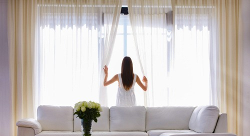 Window Treatment Ideas: Drapes vs. Curtains, Shades vs. Blinds, and Beyond