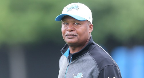Former Detroit Lions Coach Jim Caldwell Lists Michigan Home for $2.5M