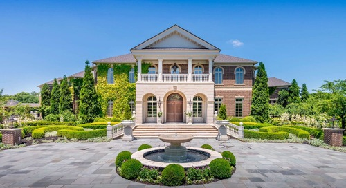 Beauty in the Bluegrass State: $8M Mansion Is Kentucky's Most Expensive Home