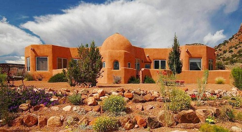Feeling Zen? This New Mexico Retreat Comes With a Chanting Room