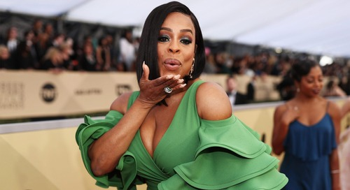 Actress Niecy Nash Headed in a New Direction, Selling Northridge Home