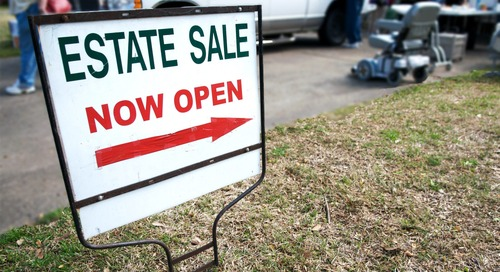 How Do Estate Sales Work? Tips for Turning Castoffs Into Major Cash