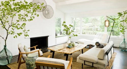 Does Your Home Staging Look Too Sterile? How to Warm Things Up