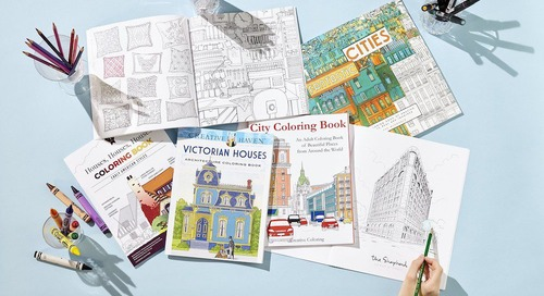The Latest Real-Estate Trend? Coloring Books for Grown-Ups