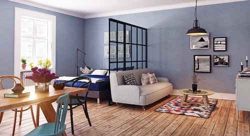 Short on Space? 5 Hacks to Make Your Rooms Do Double Duty and Save Your Sanity