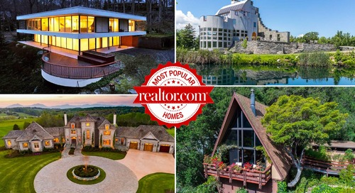 A-Plus! Cool A-Frame Makes the Grade as This Week's Most Popular Home