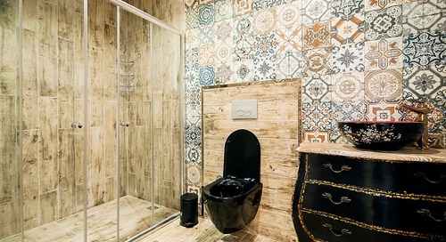 Popular Types of Tile for the Wall, Floor, and More