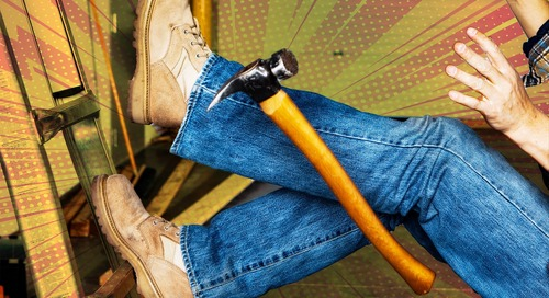Most Common Home Improvement Hazards—and How to Avoid Getting Hurt