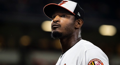 After Buying Cal Ripken's Estate, Orioles' Adam Jones Lists $2.7M Maryland Mansion