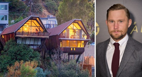 Actor Brian Geraghty Selling 'Boathouse' Home Mysteriously Nowhere Near Water