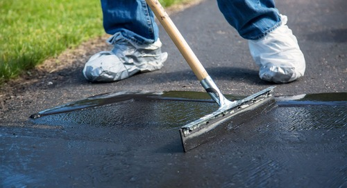 How to Reseal a Driveway, a DIY Project That Will Boost Curb Appeal