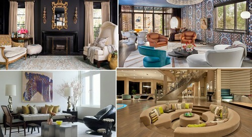 Old Is Gold: 8 Vintage Living Room Design Trends That Are Making a Big Comeback