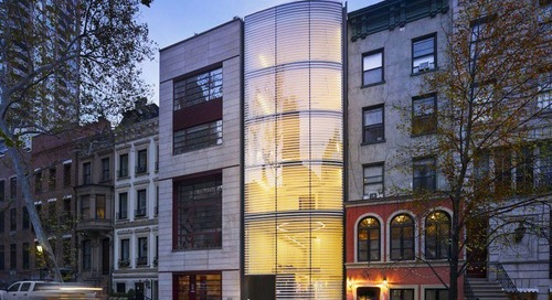 Most Expensive New Listing: Striking New $50M Townhome on Upper East Side