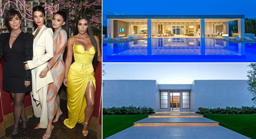 Inside the Kardashians' Latest Home—and Why They'll Hate It All Too Soon