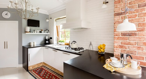 Want More Space? 9 Genius Ways to Make a Small Kitchen Feel Bigger