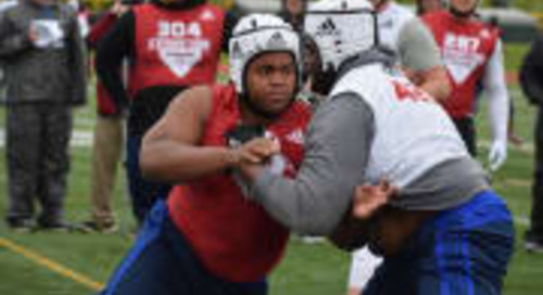 Thoughts And Impressions: Rivals 3 Stripe Camp Chicago