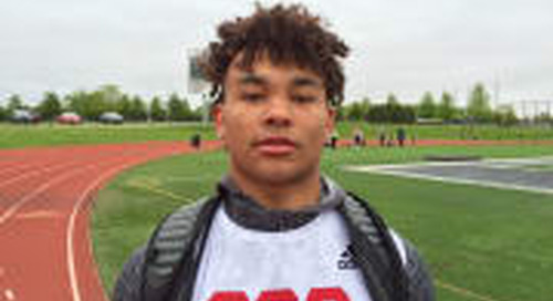 BGI Video: Irish RB Target Kyren Williams At RCS Chicago