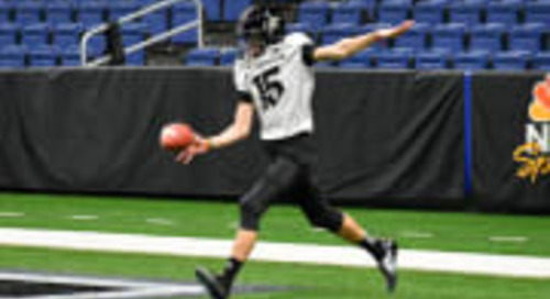 Punter Signee Jay Bramblett Excited To Arrive In South Bend