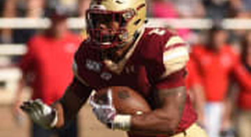 Pro Football Focus Preview - Boston College Offense