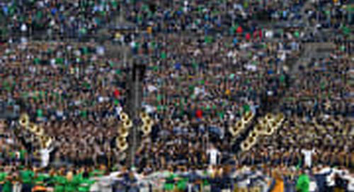 Lou's Confessions:  Themes For Notre Dame's '2020 Vision'