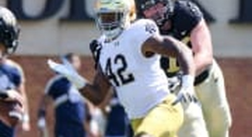 Opportunity Awaits Notre Dame's Defensive Line