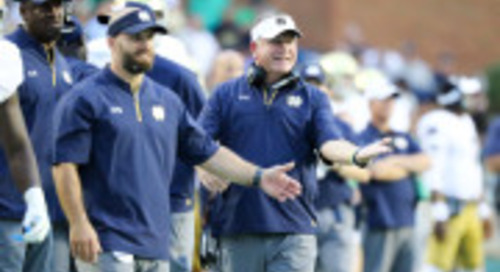 Brian Kelly Notebook: Oct. 8