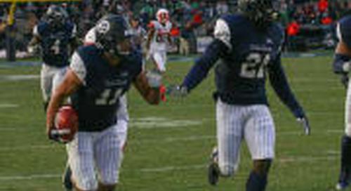 Defense Dominates In No. 3 Notre Dame's 36-3 Win Versus No. 12 Syracuse