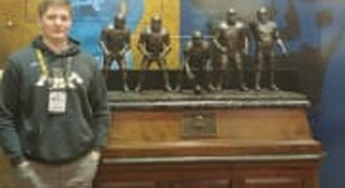 Notre Dame Impresses 2020 OL Trey Wedig Again With Visit And Offer