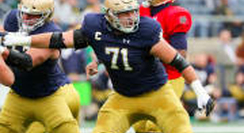 2018 Player Projection: OL Alex Bars