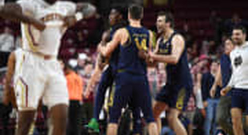 The Must-Win Tour Rolls On For Notre Dame Men's Basketball