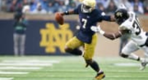 QB Brandon Wimbush Named To Manning Award Watch List