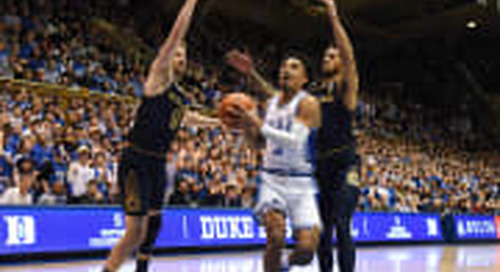 No. 7 Duke Hands Irish A Cruel 94-60 Loss At Cameron Indoor