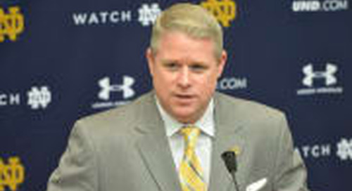 Brian Polian Offers Thoughts On First Early Official Visit Period